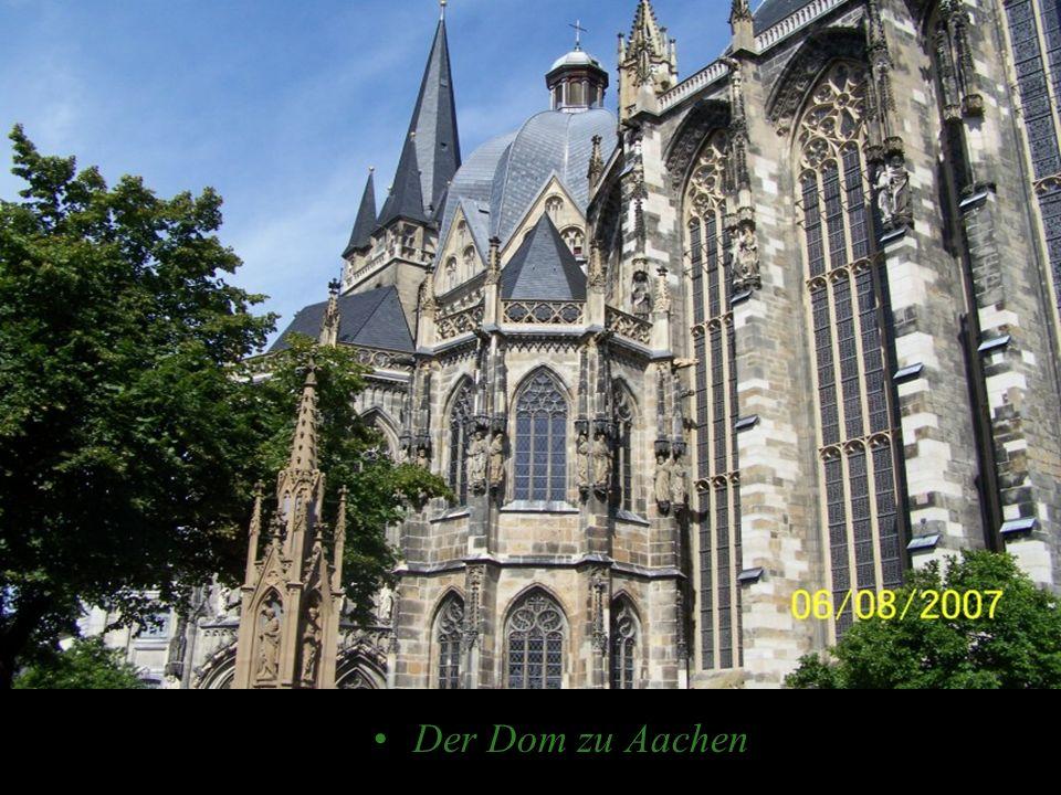 Der Dom zu Aachen