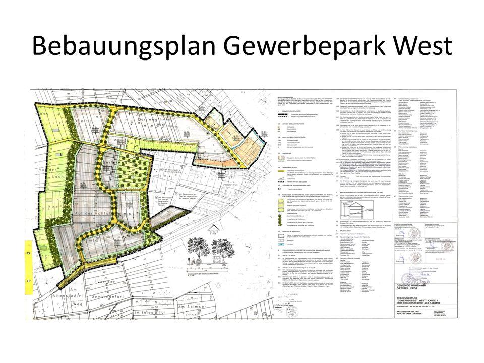 Bautätigkeit I.Bauabschnitt 2009 + II.
