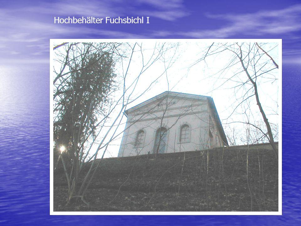 Hochbehälter Fuchsbichl I