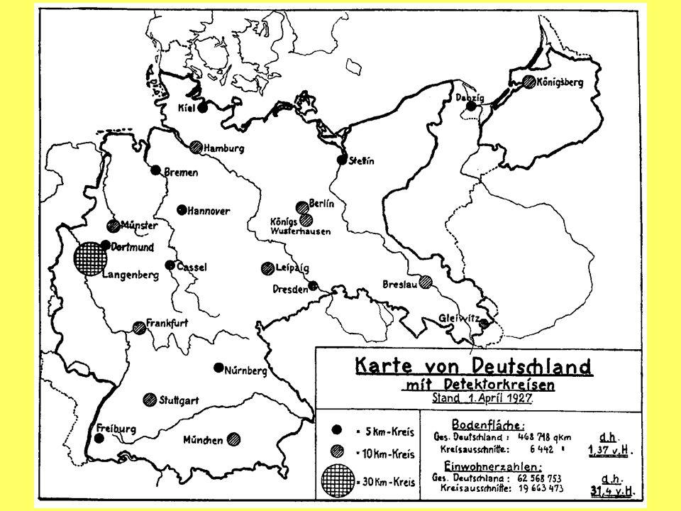 Sendernetz 1924