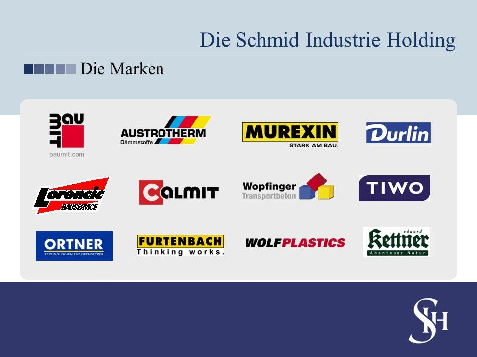 Die Schmid Industrie Holding Die Marken