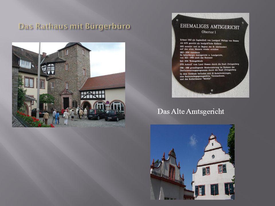 Das Alte Amtsgericht