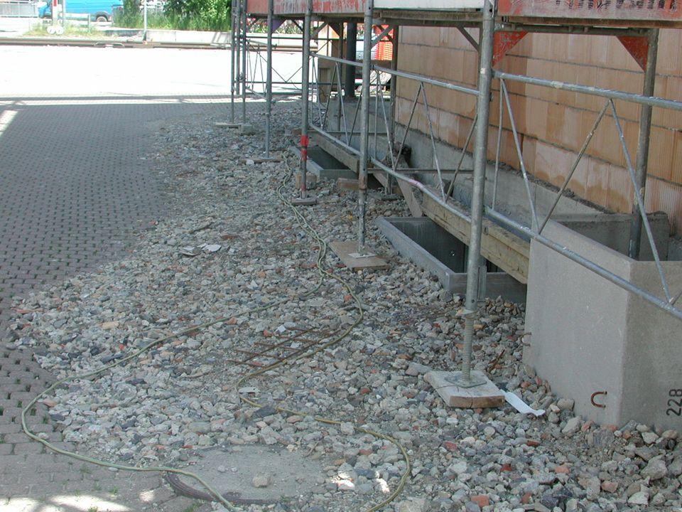 22 AWEL, Baustellen-Umwelt-Controlling (BUC) 14. Dezember 2006 Die Bilder des Kontrolleurs
