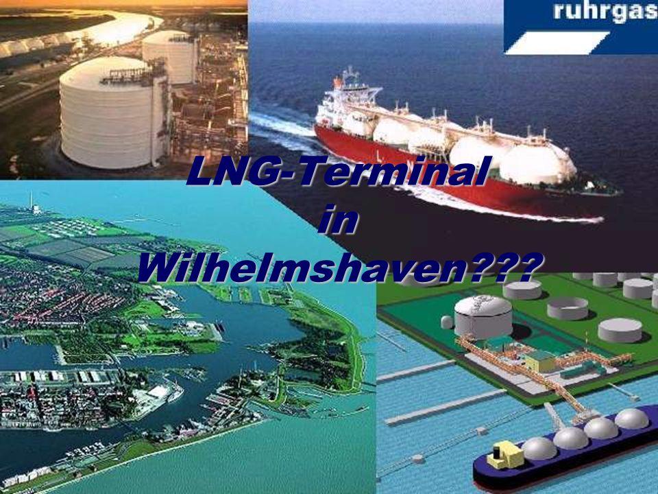 LNG-Terminal in Wilhelmshaven???
