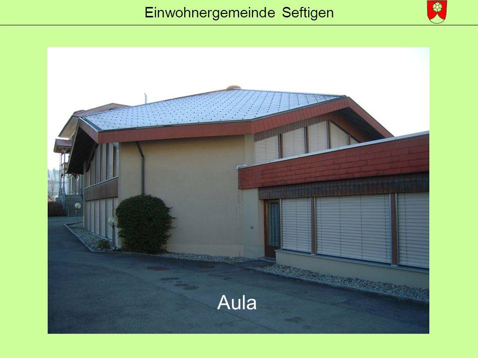 Einwohnergemeinde Seftigen Aula