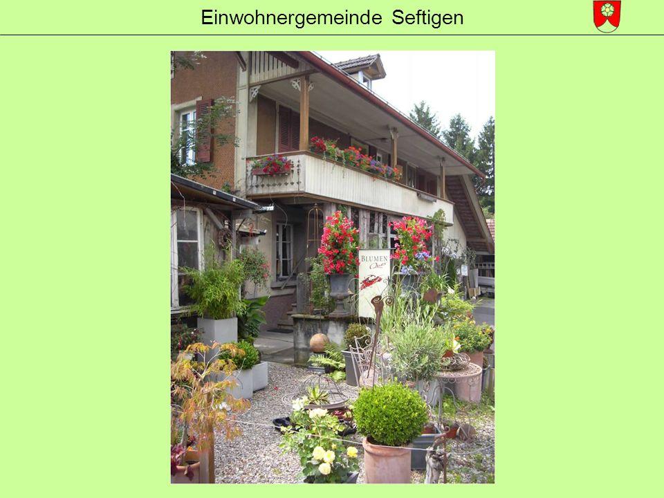 Einwohnergemeinde Seftigen Grillstelle Fronholz