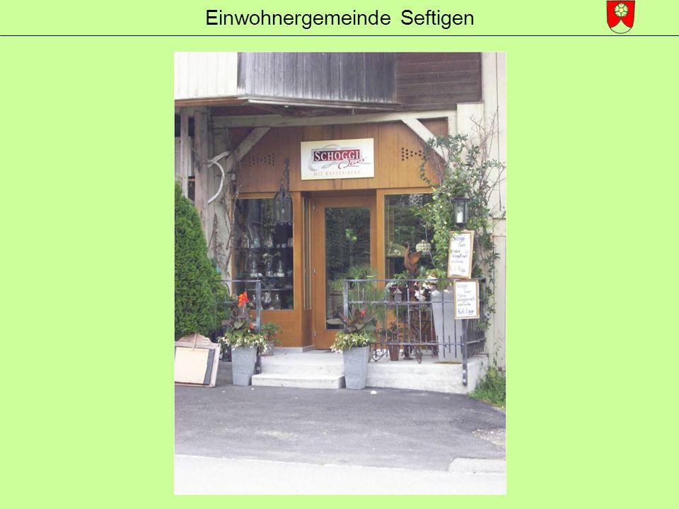 Einwohnergemeinde Seftigen Vereine Vereinsverzeichnis