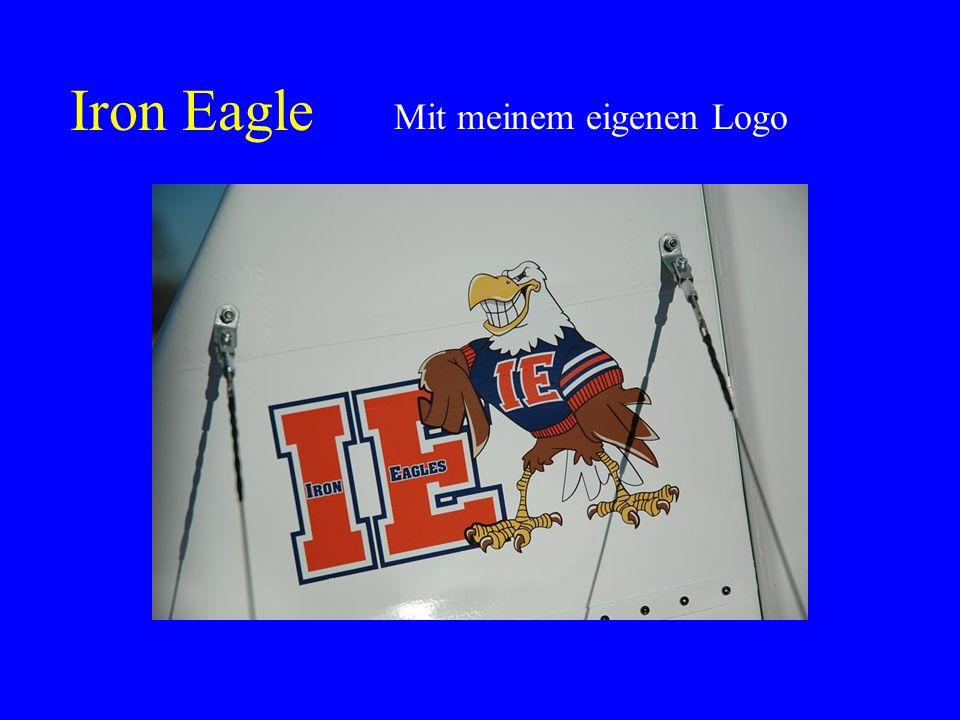 Iron Eagle So durfte ich sie bei JR abholen