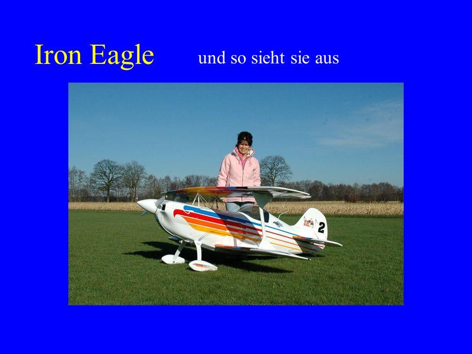 Iron Eagle Mit meinem eigenen Logo
