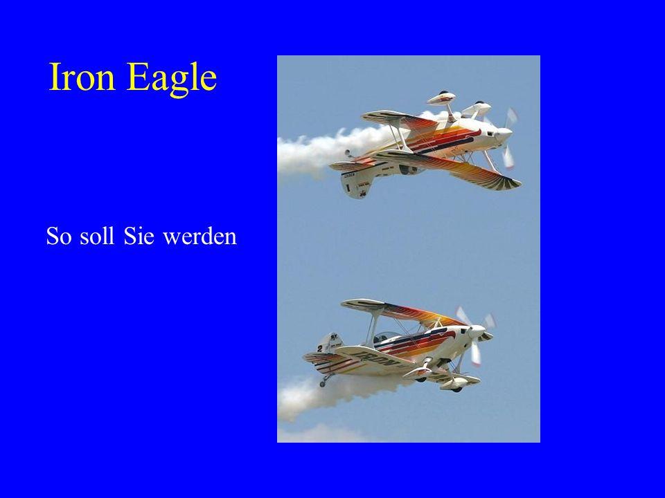 Iron Eagle Bei der Familie Redl gab es noch eine deftige Brotzeit