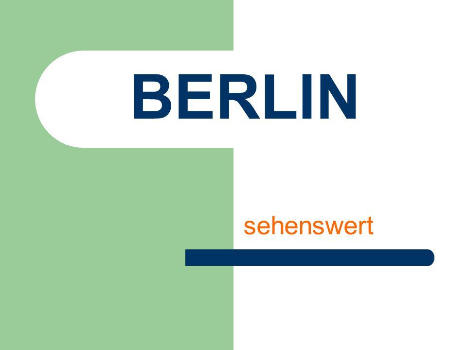 BERLIN sehenswert