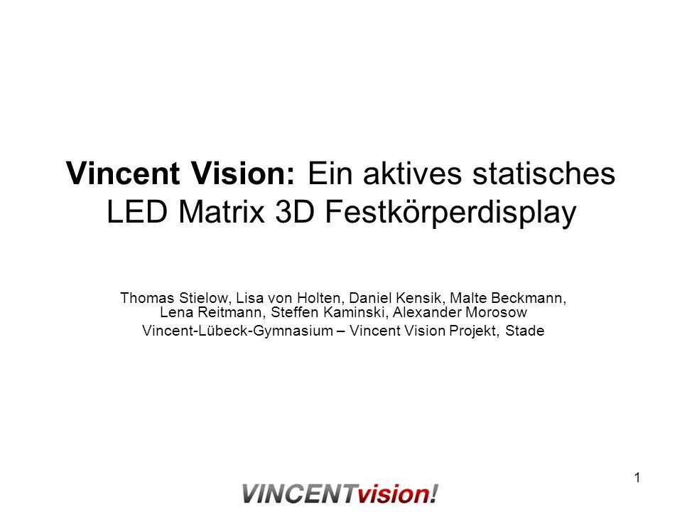 2 Inhalt Einleitung Techniken Systemaufbau 3D- Applikationen Zukunftsvisionen