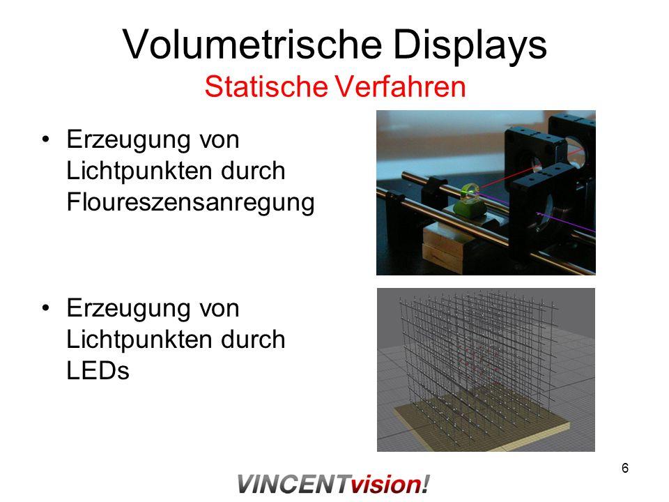 7 Zwei-dimensionale und drei-dimensionale Bilderzeugung nach dem Rasterverfahren aktivierte Voxel Digitales Bild bestehend aus Pixeln Gerastertes 3D Bild bestehend aus Voxeln (volumetrischen Pixeln)