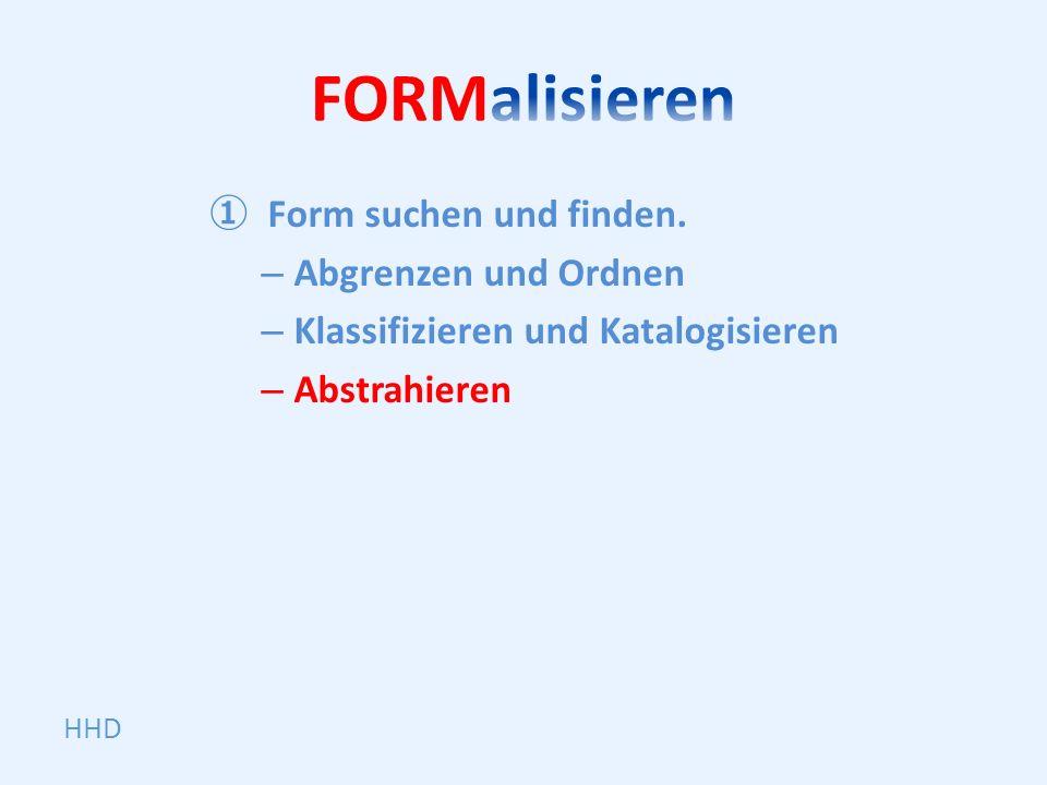 Form suchen und finden.