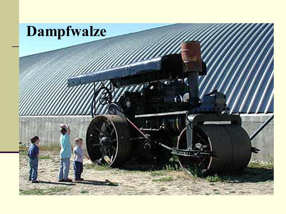 Dampfwalze