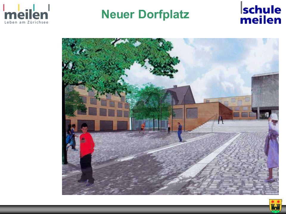 Neuer Dorfplatz