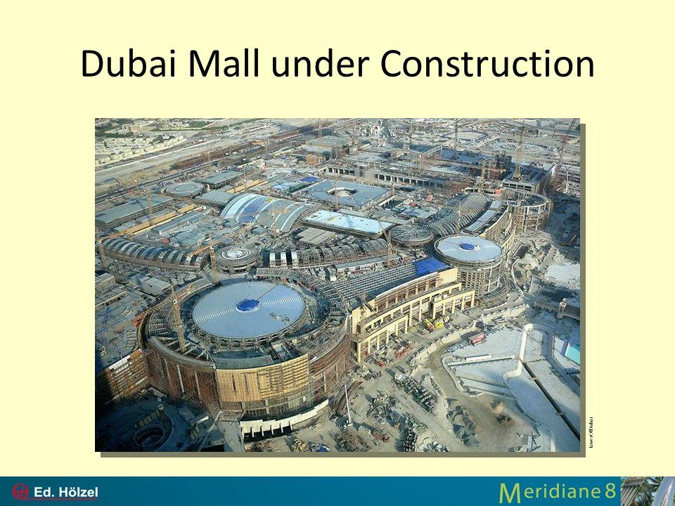 Dubai Mall under Construction LoverOfDubai