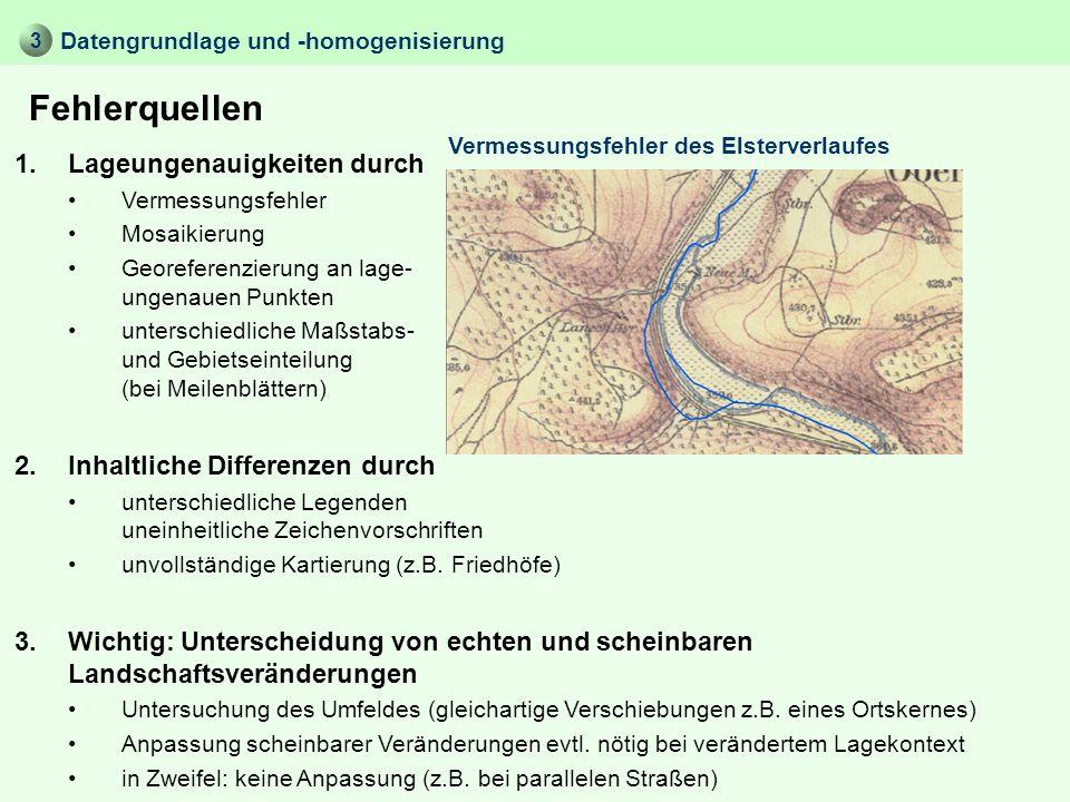4 Vorentscheidungen zur Bestimmung von Landschaftsmaßen Landschaftsmaße: Auswahl und Parametrisierung Auswahl: Indikator für bearbeitete Landschaftsfunktionen (z.B.