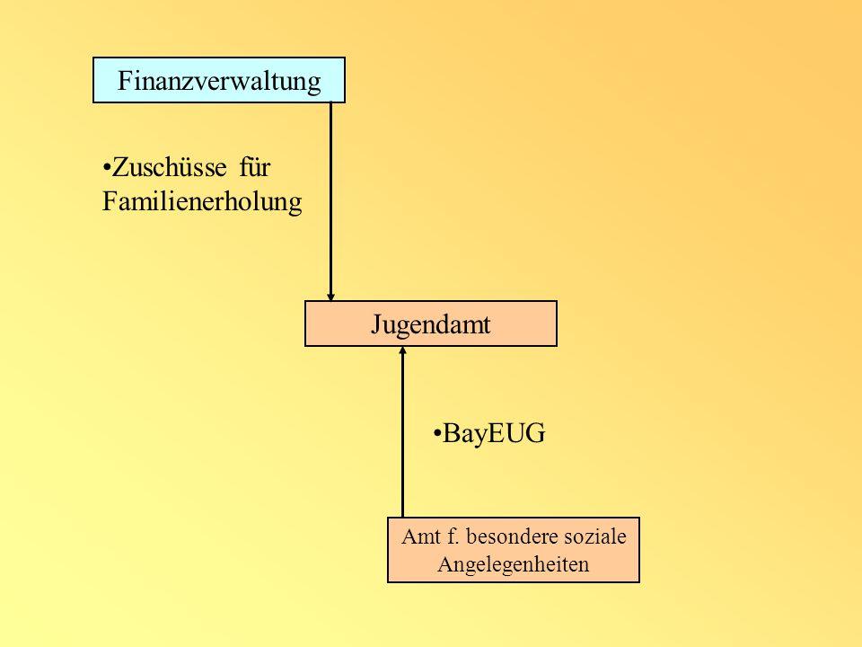 Jugendamt BayEUG Amt f.