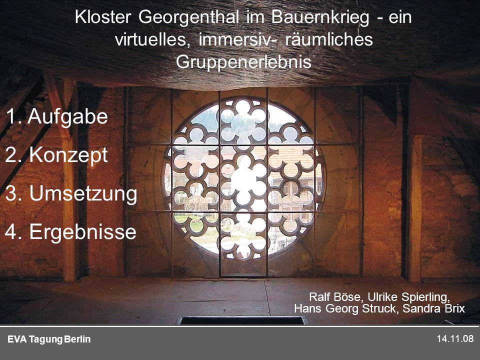14.11.08 EVA Tagung Berlin Real FilmComputeranimation Composing Endprodukt Multivision-Technologie Stereoskopie