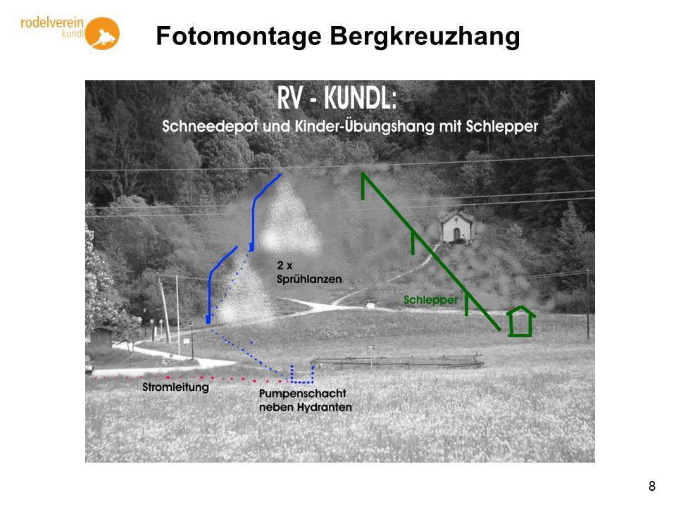 Fotomontage Bergkreuzhang 8