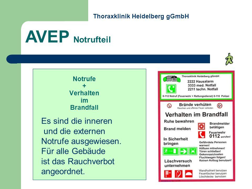 Funkskizze (Übersicht) Einsatzabwicklung Krankenhaus Kommunikation BOS Thoraxklinik Heidelberg gGmbH