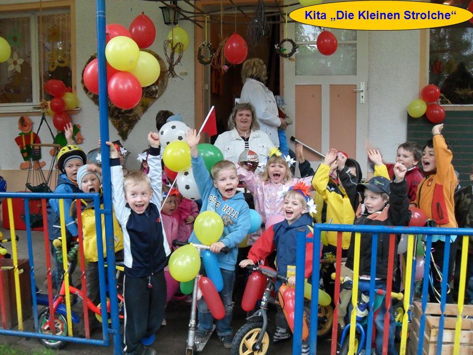 Steffi Knüpfer : Mir ist wichtig, dass die Kinder gerne im Kindergarten sind.