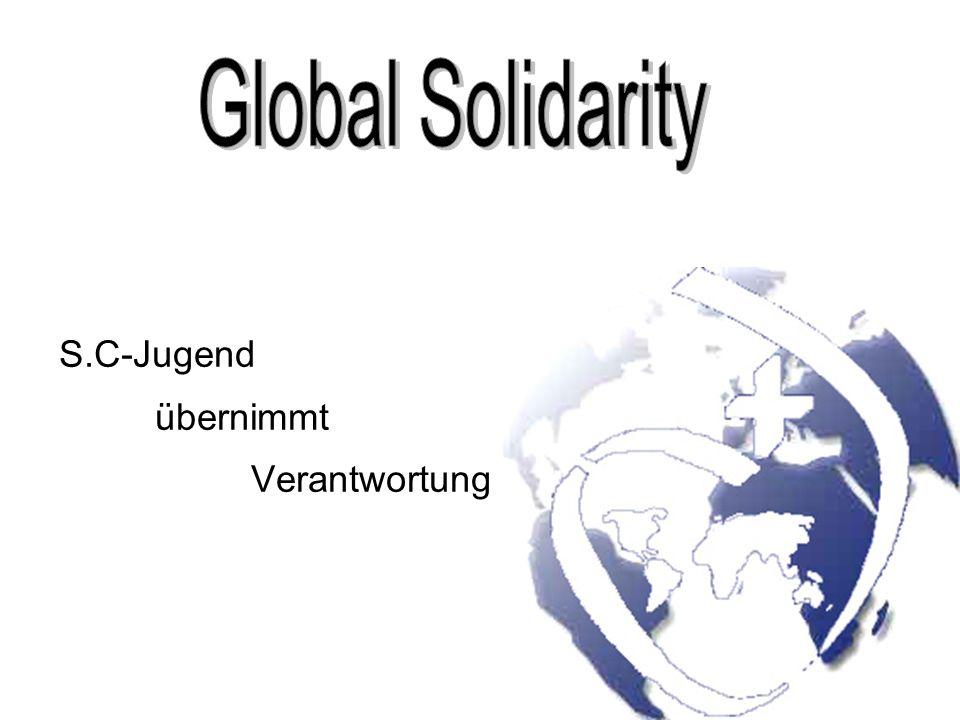 One World One Heart Jugend übernimmt Verantwortung