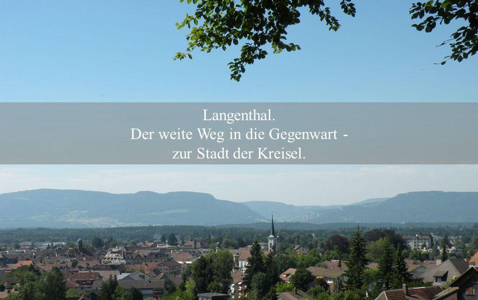 1653: Im Bauernkrieg war Langenthal wiederholt Versammlungsort der aufständischen Bauern.