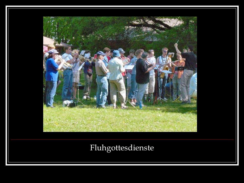 Fluhgottesdienste