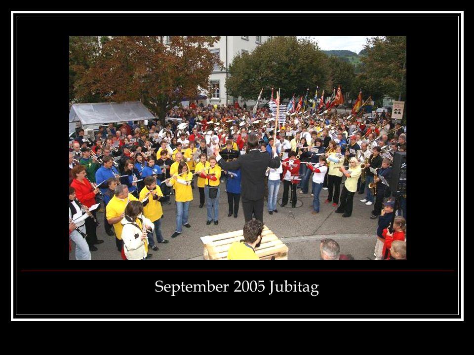 September 2005 Jubitag