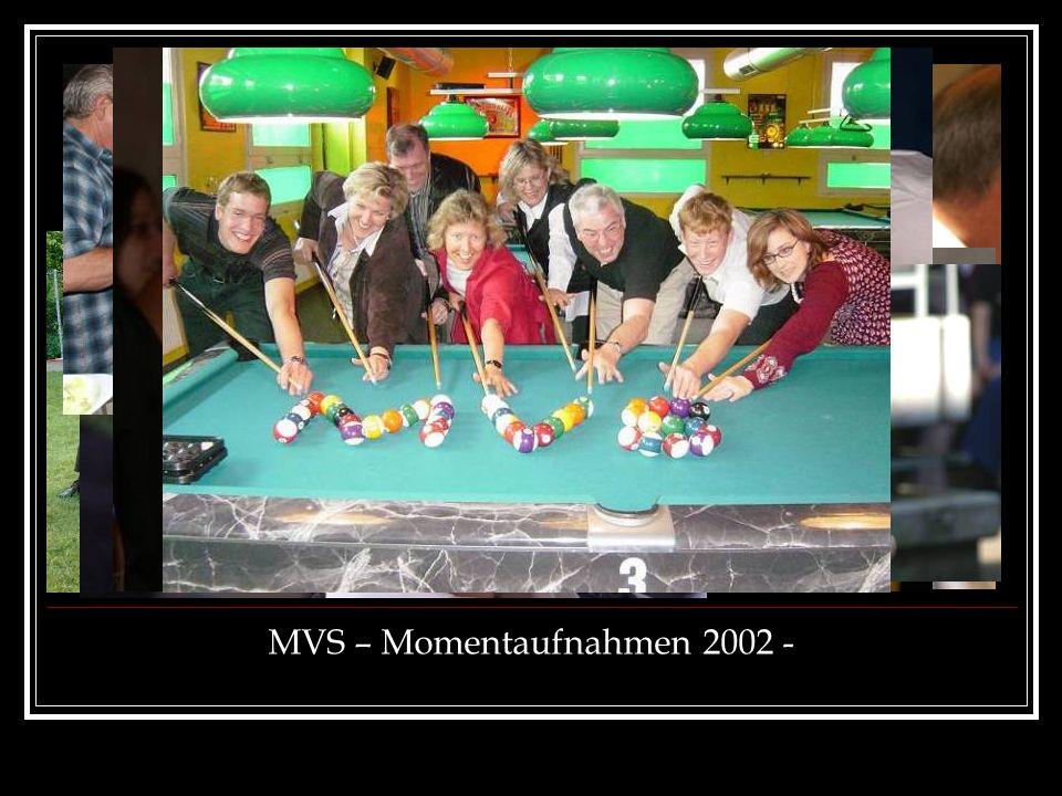 Ein Fan … MVS – Momentaufnahmen 2002 -