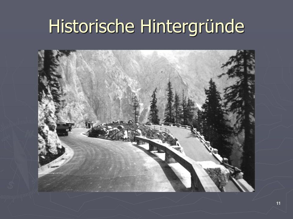 11 Historische Hintergründe