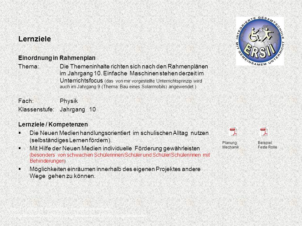 © 2008 Microsoft Deutschland GmbH, www.microsoft.de, Alle Rechte vorbehalten. Folie 3 | Freitag, 28. Februar 2014 | innovative-teachers.de Lernziele E