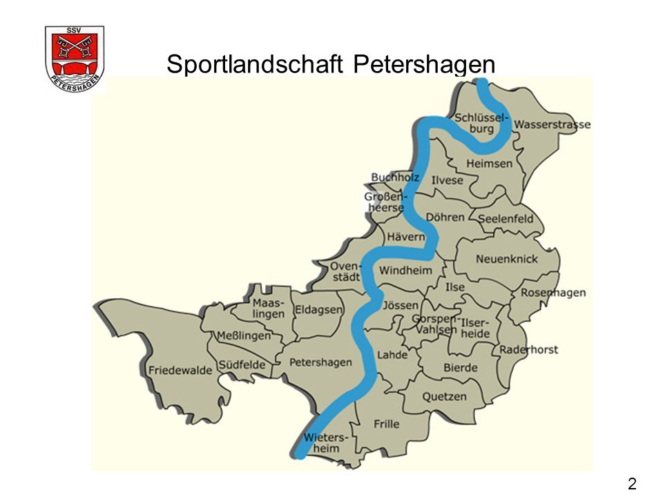 Sportlandschaft Petershagen 2