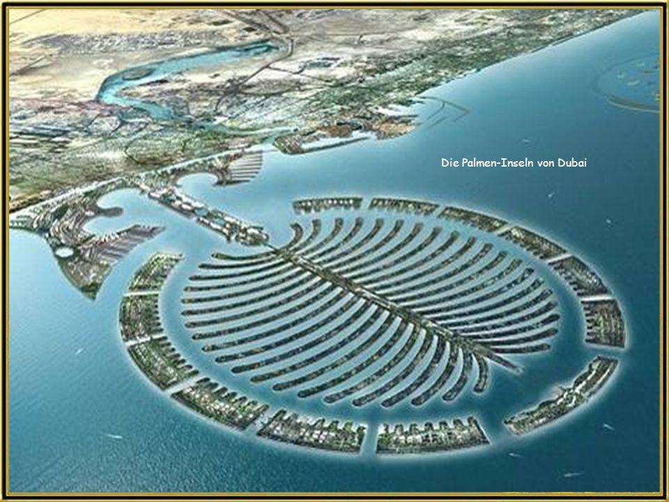 15% aller Kräne der Welt befinden sich derzeit in Dubai.