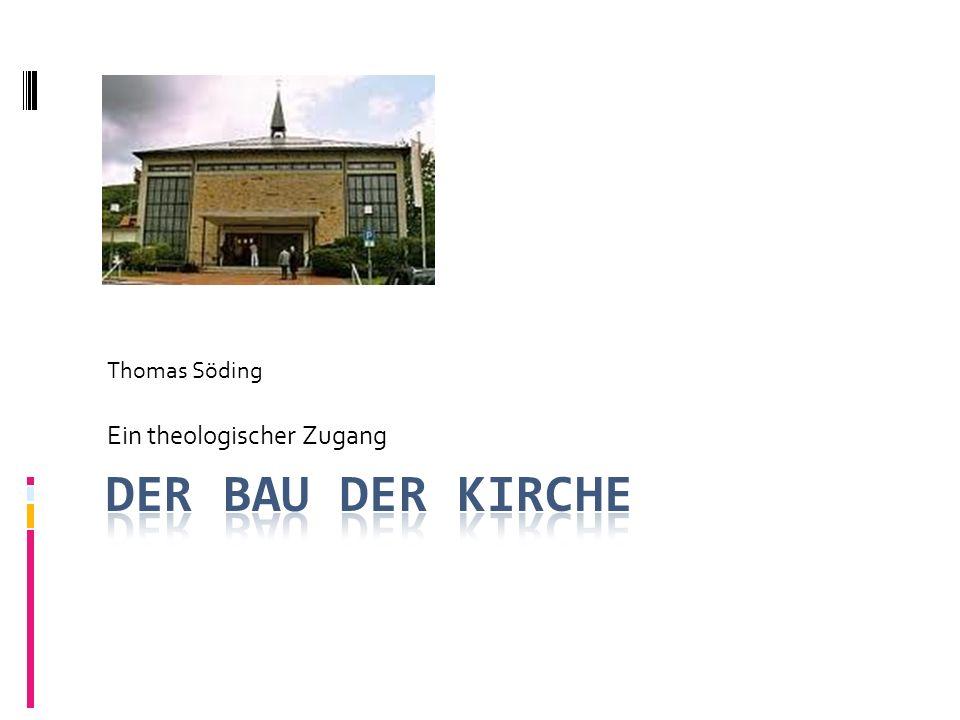 Ein theologischer Zugang Thomas Söding