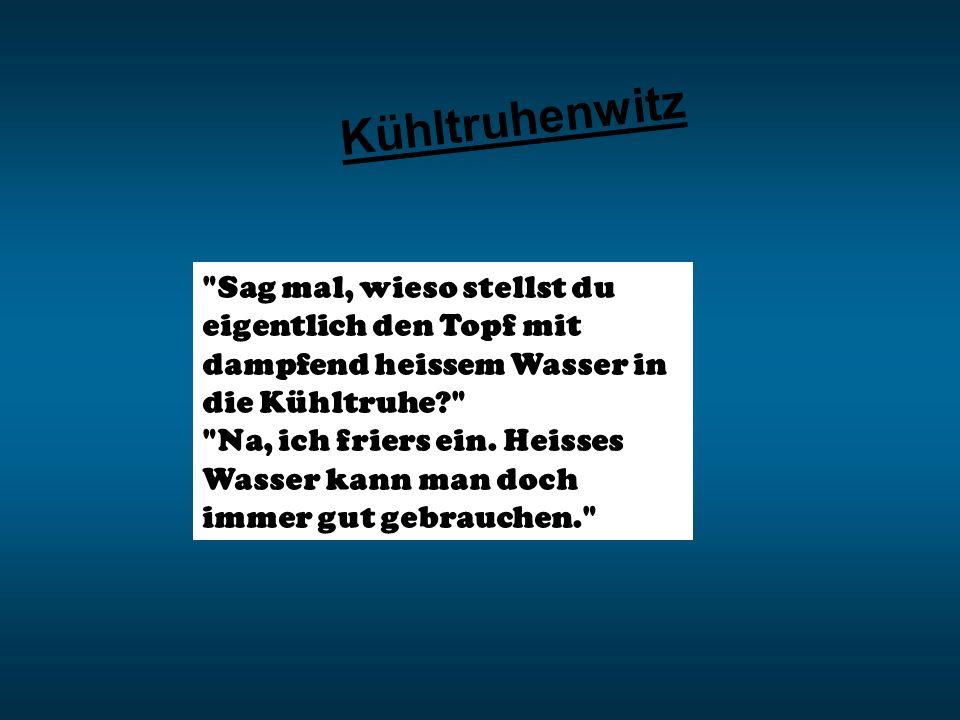 Kühltruhenwitz