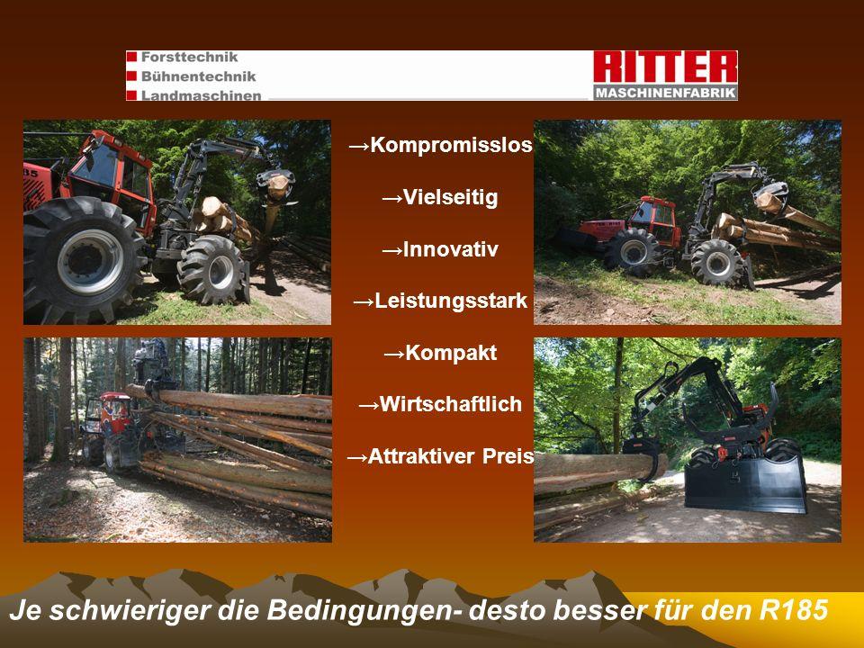 HIGH - Tech als Antrieb Ritter bietet Ihnen Iveco Motoren mit modernster Common - Rail Technik.
