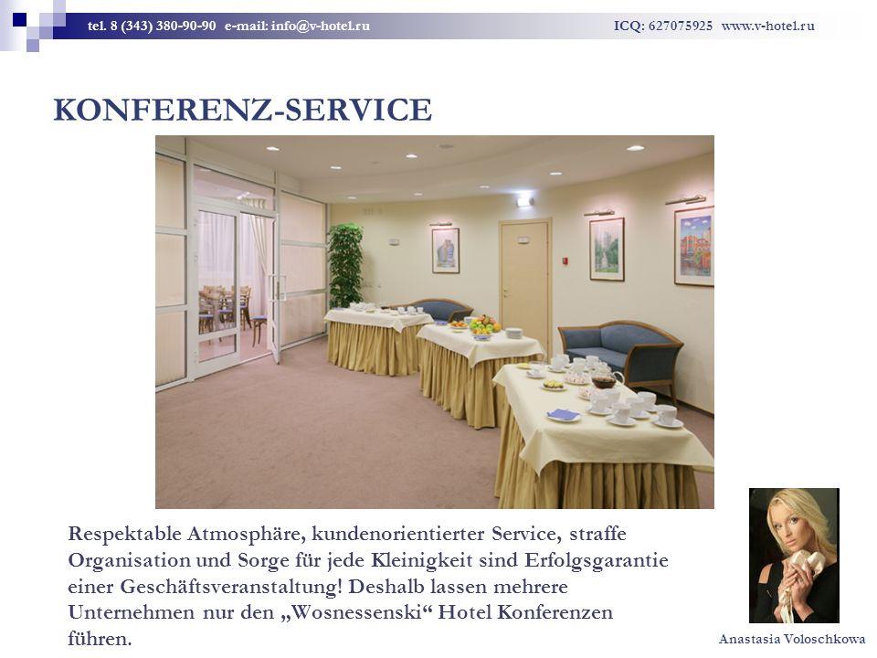 KONFERENZ-SERVICE Respektable Atmosphäre, kundenorientierter Service, straffe Organisation und Sorge für jede Kleinigkeit sind Erfolgsgarantie einer G