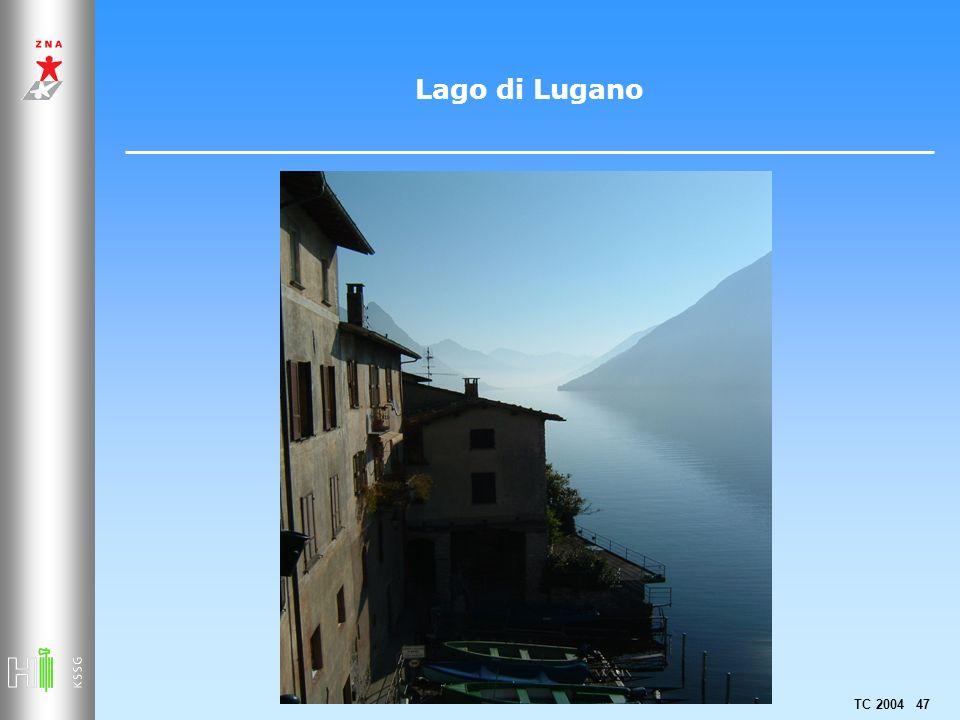 TC 2004 47 Lago di Lugano