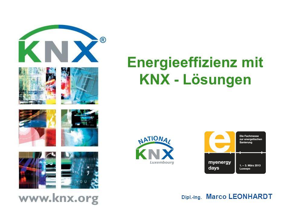 LEONHARDT Marco Diplom Ingenieur Elektrotechnik seit 1996 KNX Integrator Gründungsmitglied