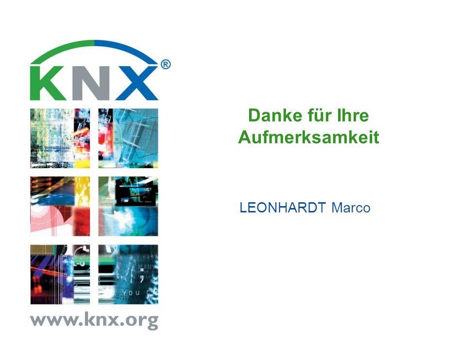 weitere Informationen am Stand 9C56 oder info@knx.lu www.knx.lu