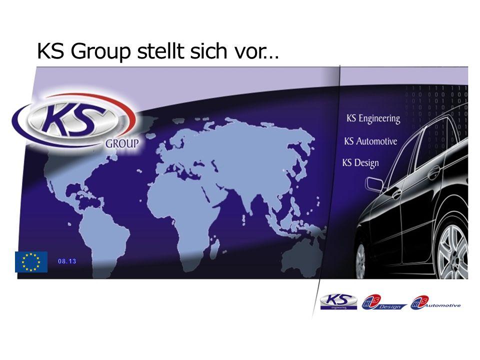 Webseite: http://www.kseng.de E-Mail: office@kseng.de Seite: 1 KS engineering GmbH Schleißheimer Str. 375 D-80935 München KS Group Das Unternehmen Tel