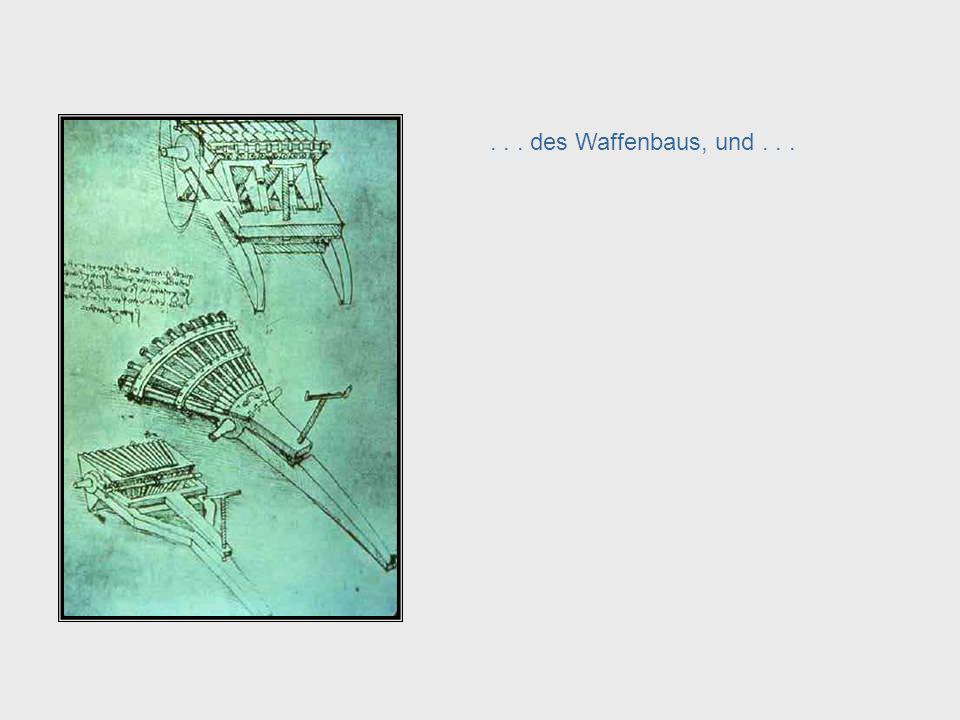 ... der Anatomie... Da Vinci, cont. – Anatomy