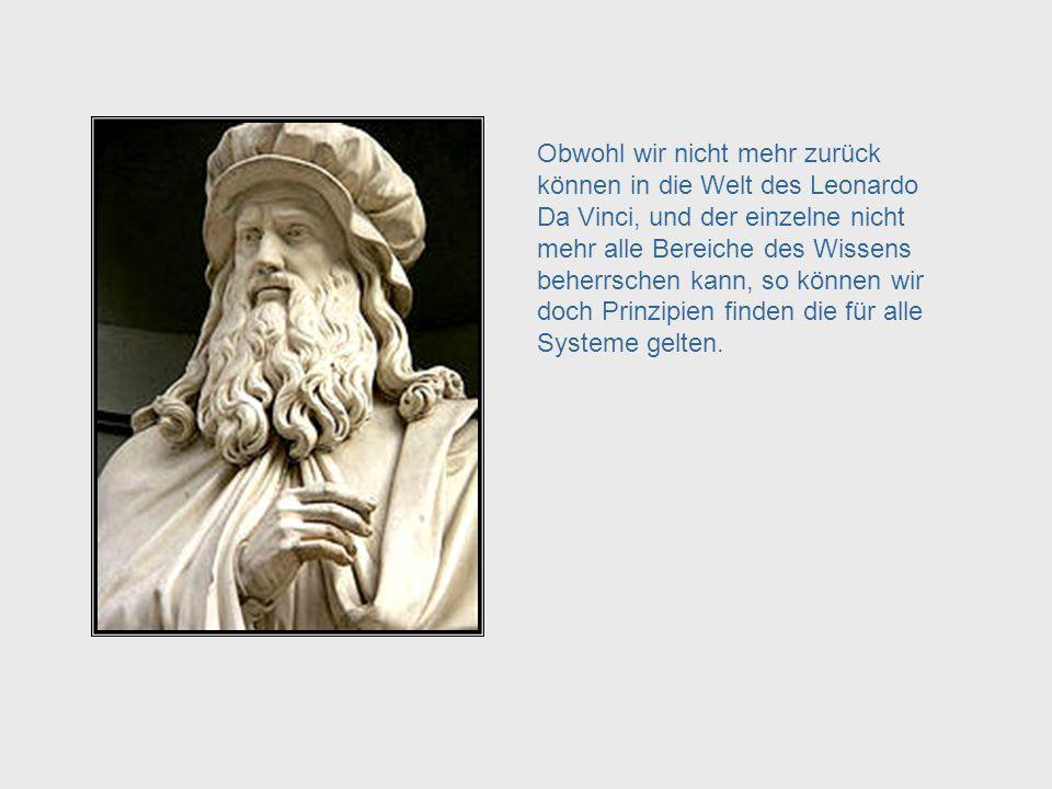 ... weiter zu großen sozialen Systemen. Cybernetics includes Large Social Systems