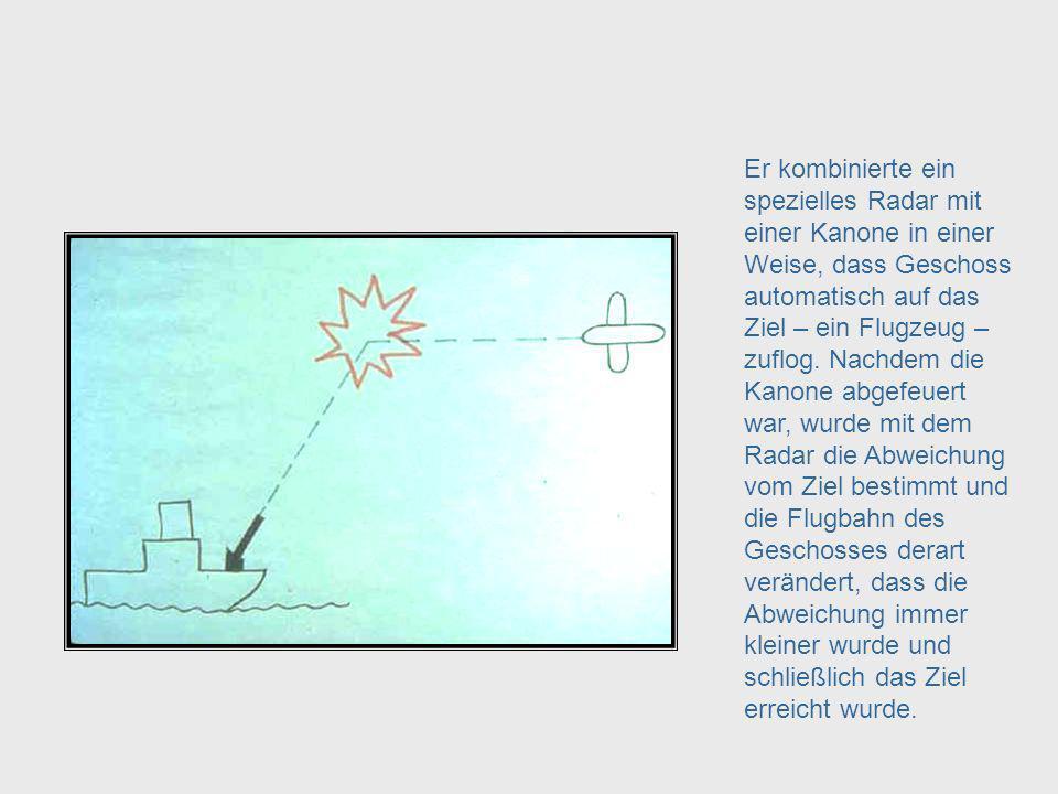 Wiener war angewandter Mathematiker, Biologe und Elektrotechniker. Während des zweiten Weltkriegs arbeitete er an Radar-gestützten Flugzeug-Abwehr-Waf