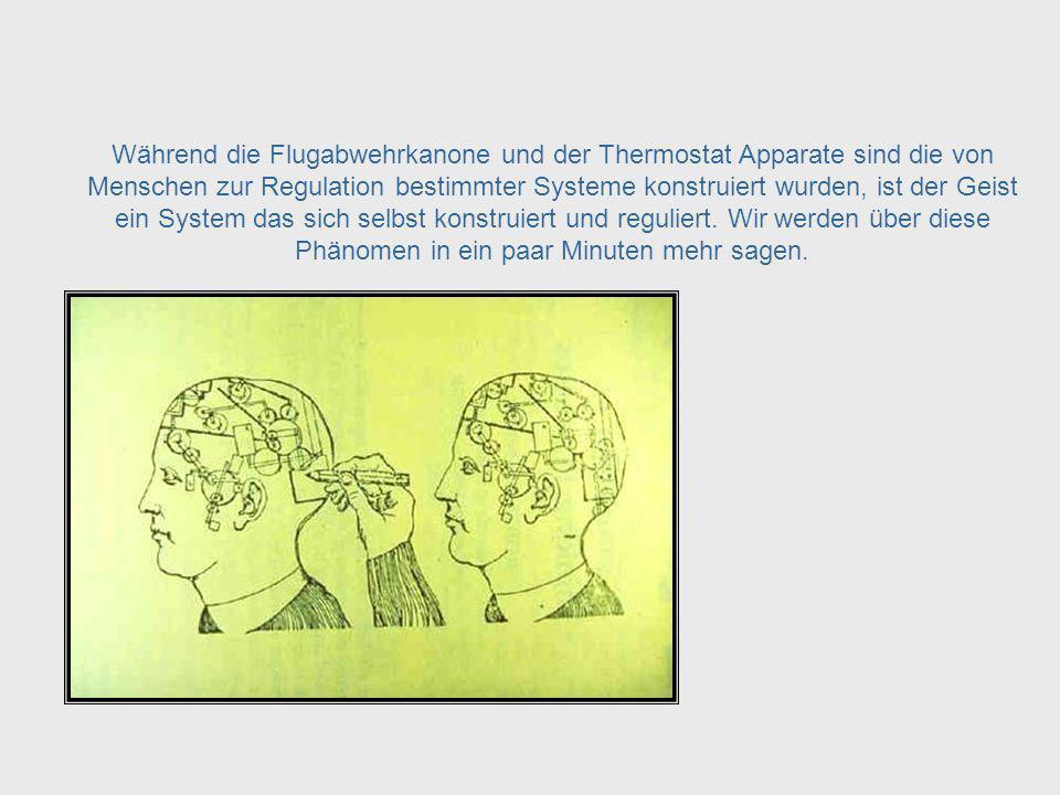 Das menschliche Gehirn ist vielleicht der bemerkenswerteste Regulator von allen. Es reguliert den menschlichen Körper ebenso wie viele andere Systeme