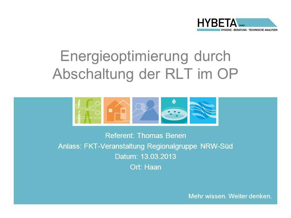 HYBETA GmbH   www.hybeta.comDIN 1946-4: 2008   Folie 22 Stufen der Nachtabschaltung Nachtabsenkung auf Druckerhaltung (ca.