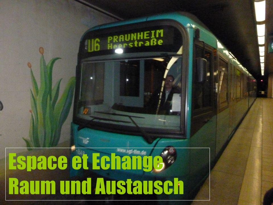 Die Stadt Frankfurt ist unter anderem für den Finanzsektor bekannt.